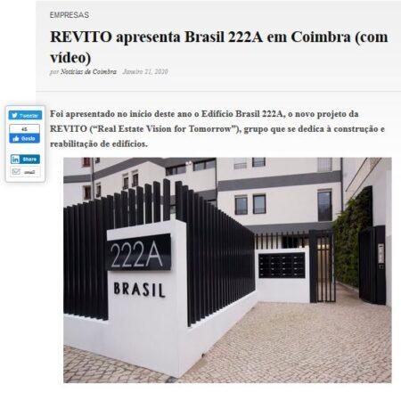 Clipping_REVITO_Notícias de Coimbra